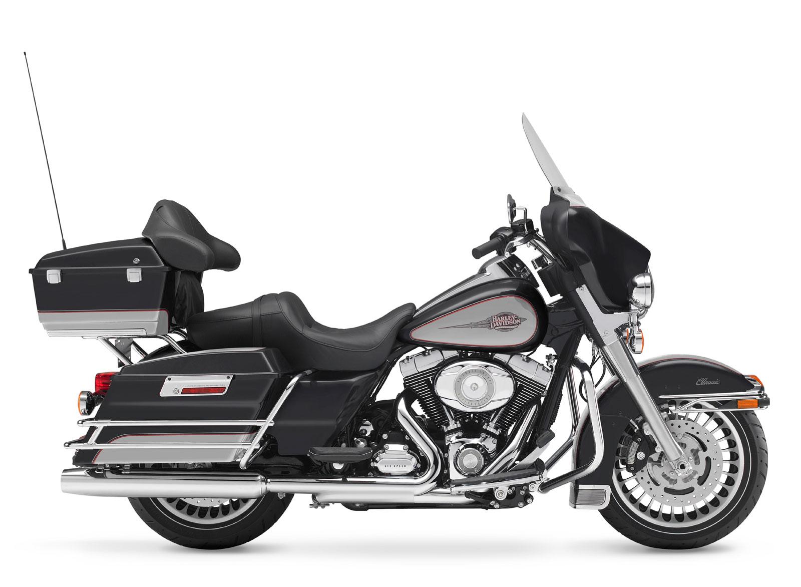 2009 Harley-Davidson FLHTC Electra Glide Classic