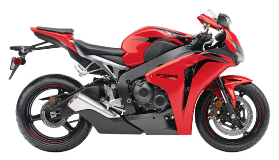 2009 Honda CBR1000RR ABS Red Series