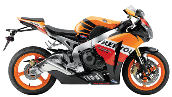 2009 Honda CBR1000RR Motorcycle Picture