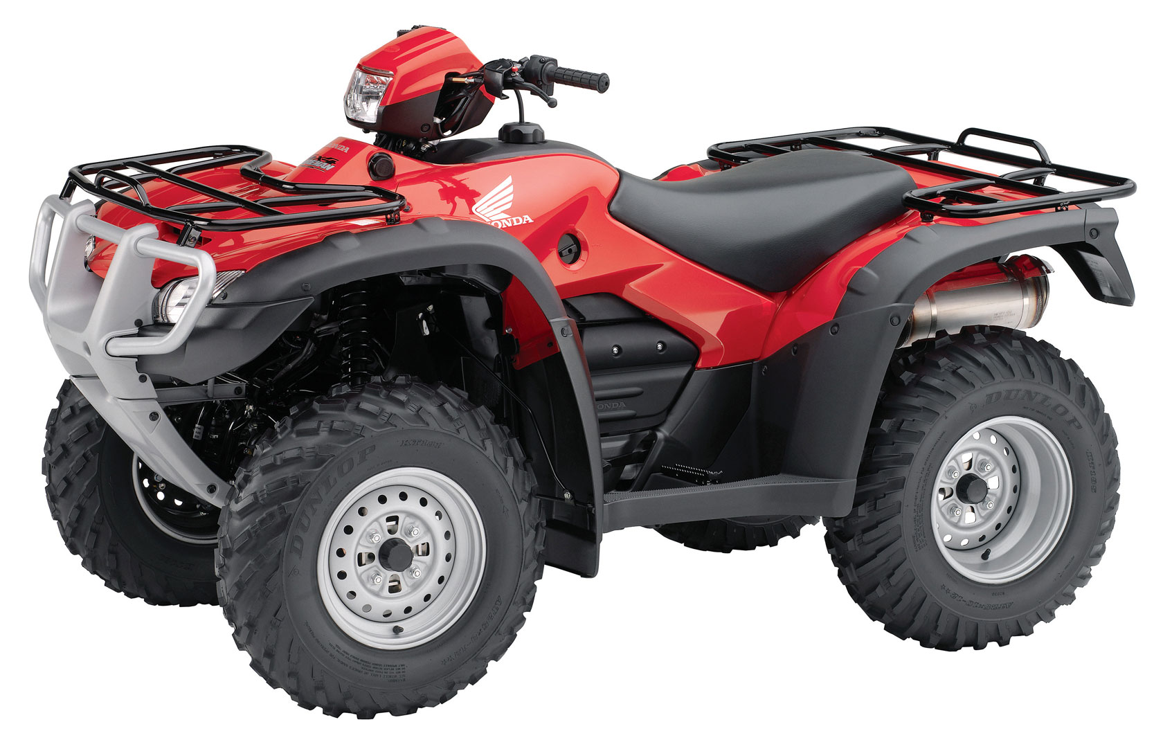 2009 honda fourtrax foreman 4x4 with power steering trx500fpm. Black Bedroom Furniture Sets. Home Design Ideas