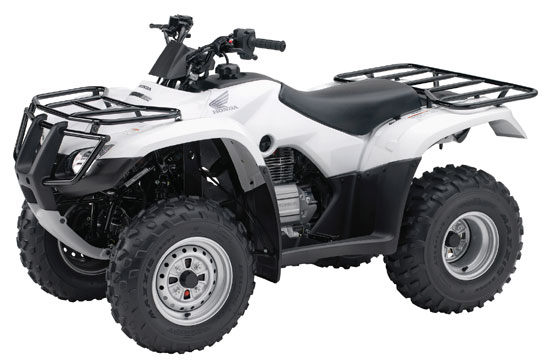 2009 Honda FourTrax Recon ES TRX250TE