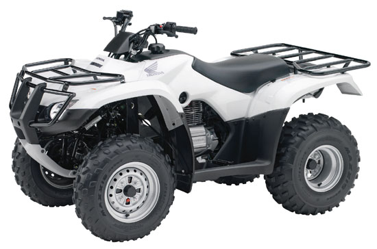 2009 Honda FourTrax Recon TRX250TM