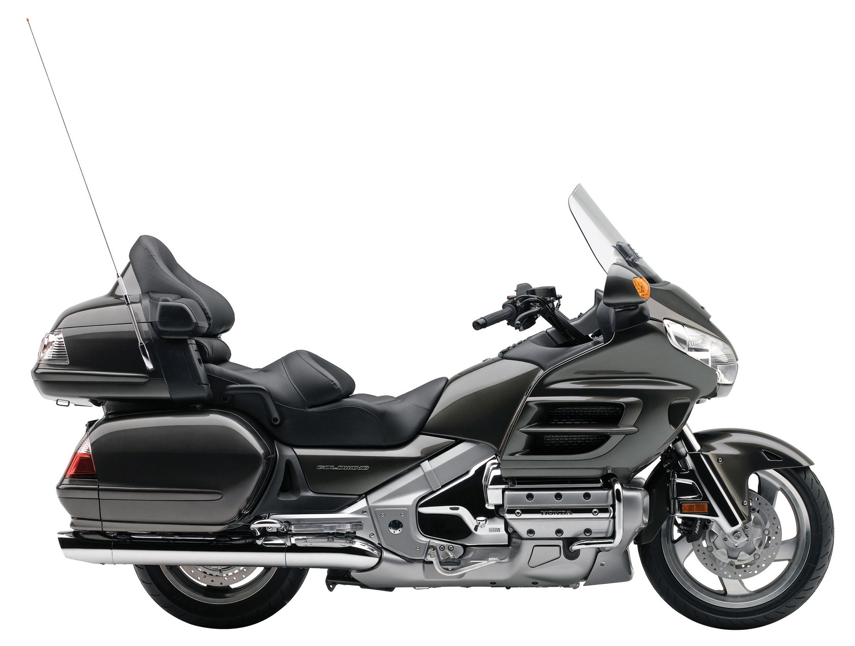 2009 Honda GL1800 (Audio/Comfort) Gold Wing