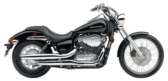 2009 Honda VT750C2 Shadow Spirit 750