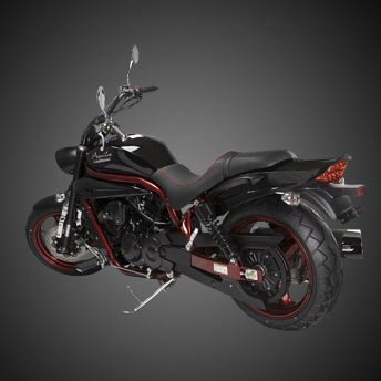 2009 Hyosung GV650SE Special Limited 30th Anniversary Edition
