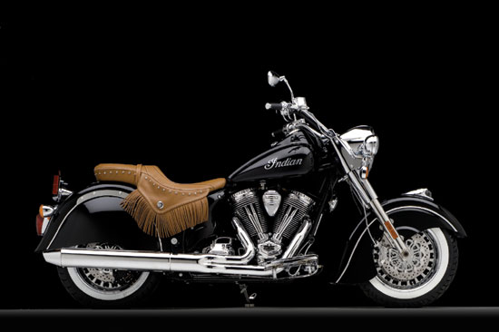 2009 Indian Chief Deluxe Motorcycle