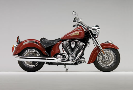 2009 Indian Chief Standard
