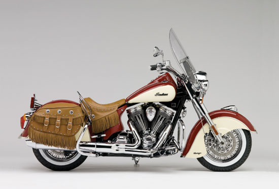 2009 Indian Chief Vintage