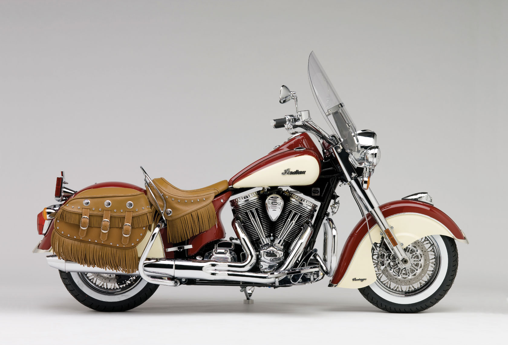 2009 Indian Chief Vintage Wallpaper