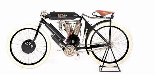 1901-1909 History of Indian Motorcycle