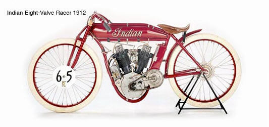 1910-1919 History of Indian Motorcycle