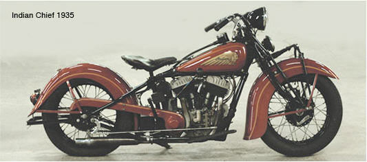 1930-1939 History of Indian Motorcycle