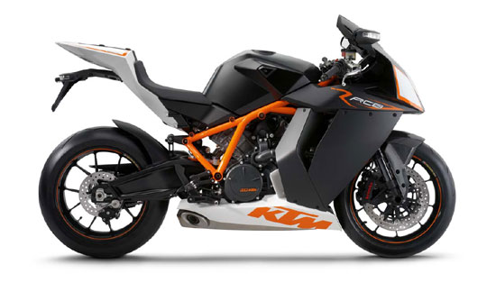 2009 KTM 1190 RC8 R Sport Bike Picture