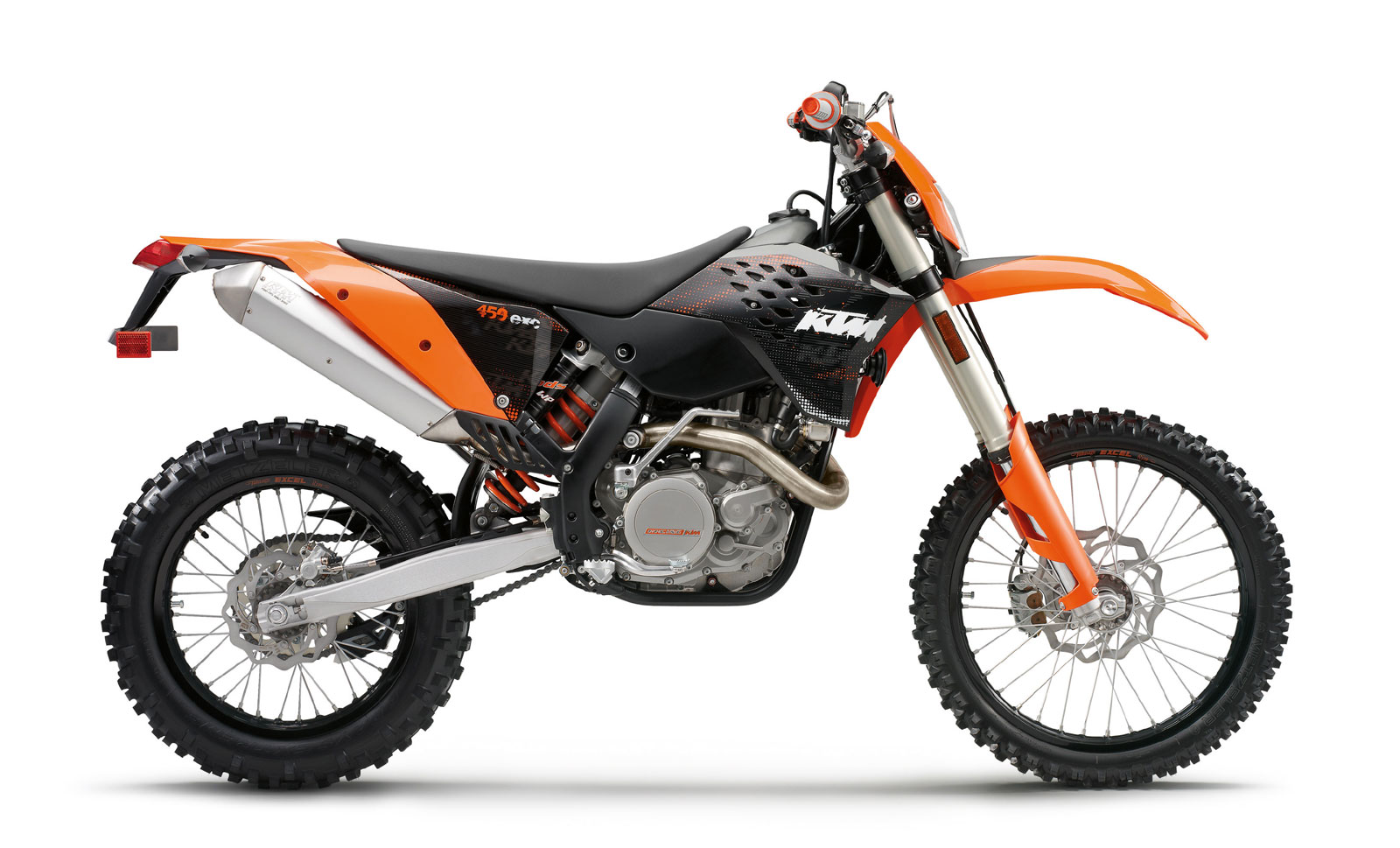2009 ktm 450 exc. Black Bedroom Furniture Sets. Home Design Ideas