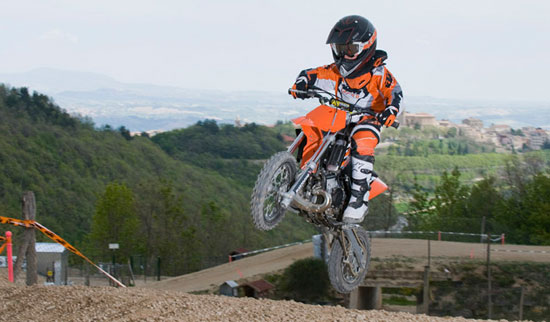 2009 KTM 50SX Junior