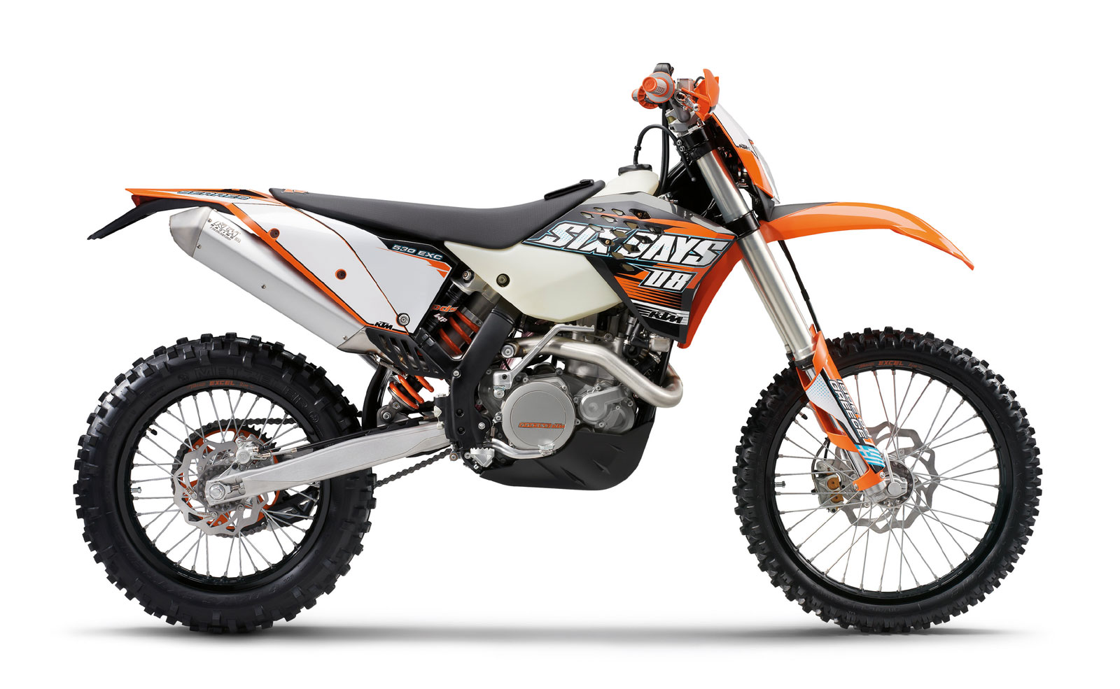 2009 ktm 530 exc sixdays. Black Bedroom Furniture Sets. Home Design Ideas