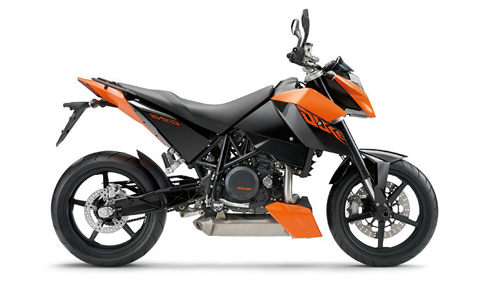 2009 KTM 690 Duke Motorcycle