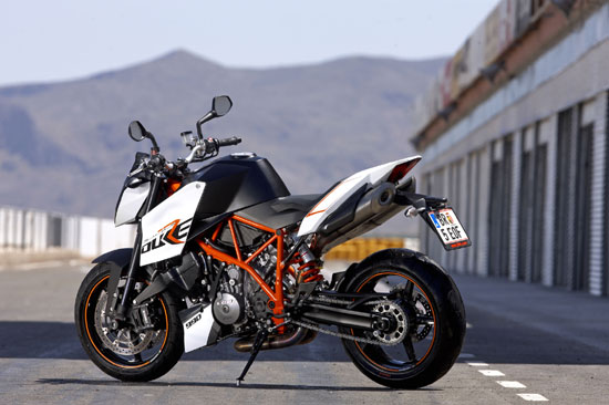 2009 KTM 990 Super Duke R Sport Bike