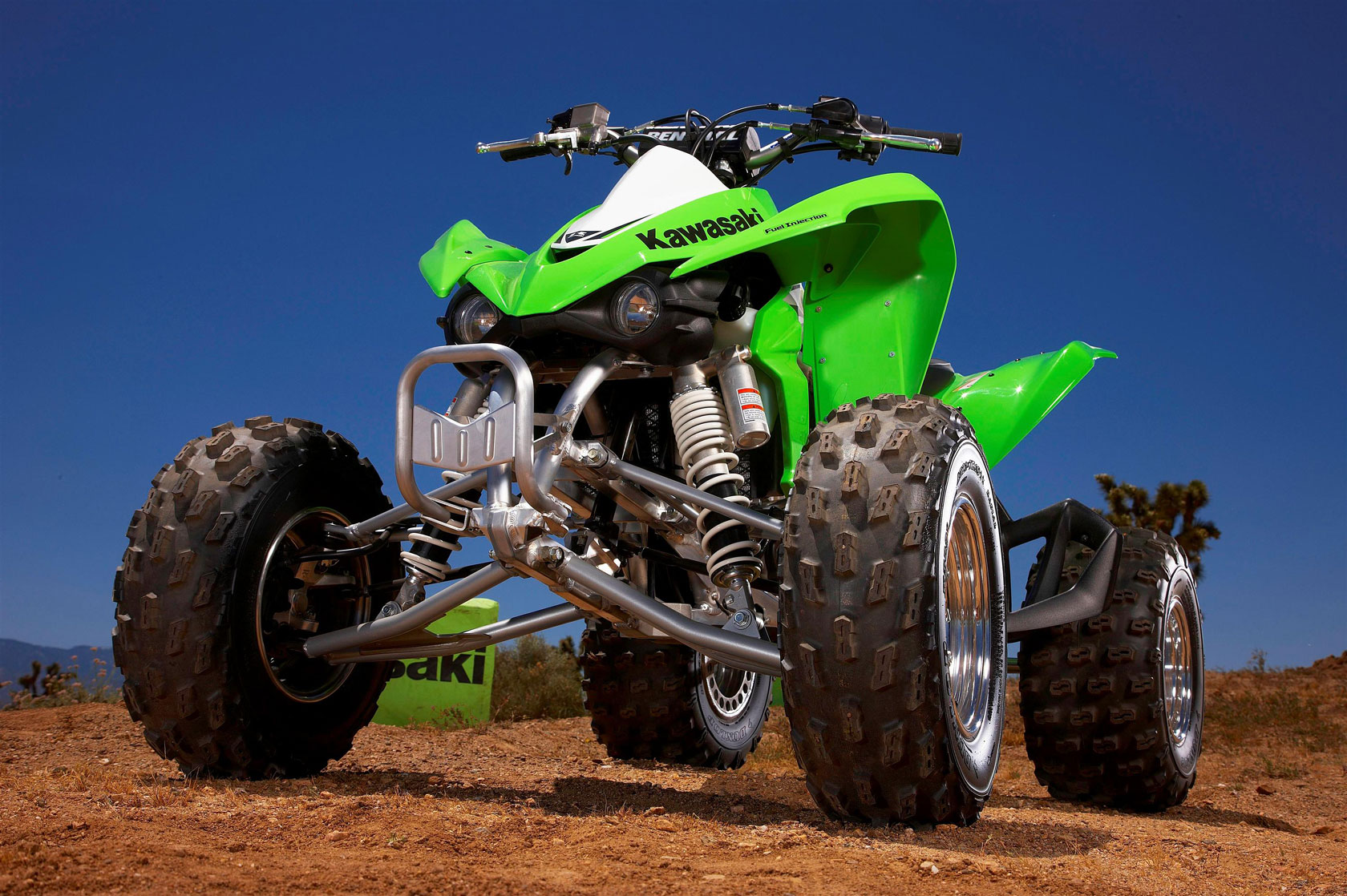 2009 Kawasaki ATV Quad Models
