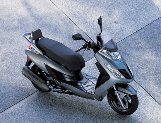 2009 Kymco Frost 200i