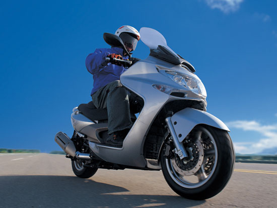 2009 Kymco Xciting 500Ri ABS