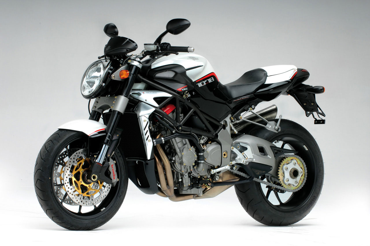 2009 MV Agusta BRUTALE 1078 RR Motorcycle Photo