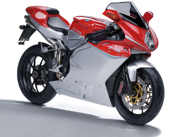 2009 MV Agusta F4 RR 312 1078 (F4 1078RR) Motorcycle Picture
