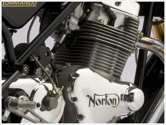 2009 Norton 961 Commando