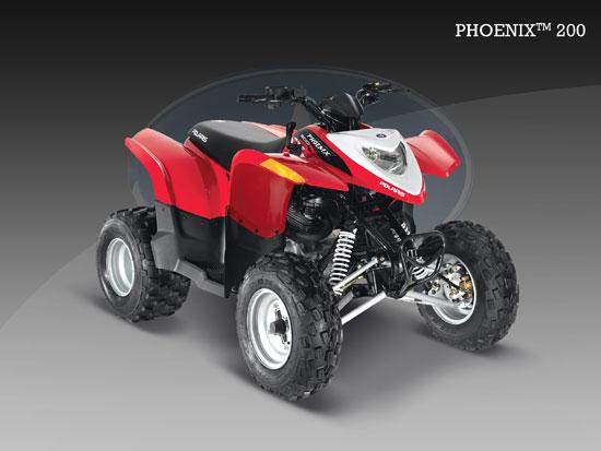 2009 Polaris Phoenix 200