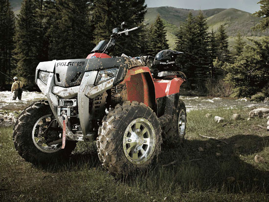 2009 Polaris Sportsman 300
