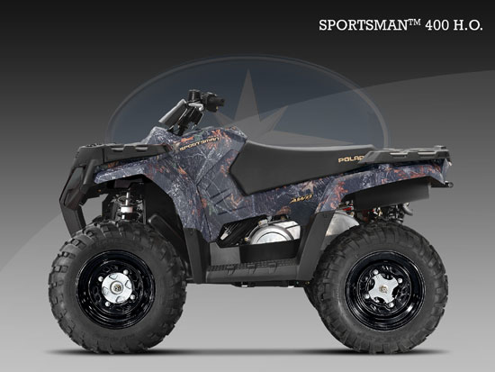 2009 Polaris Sportsman 400 H.O.
