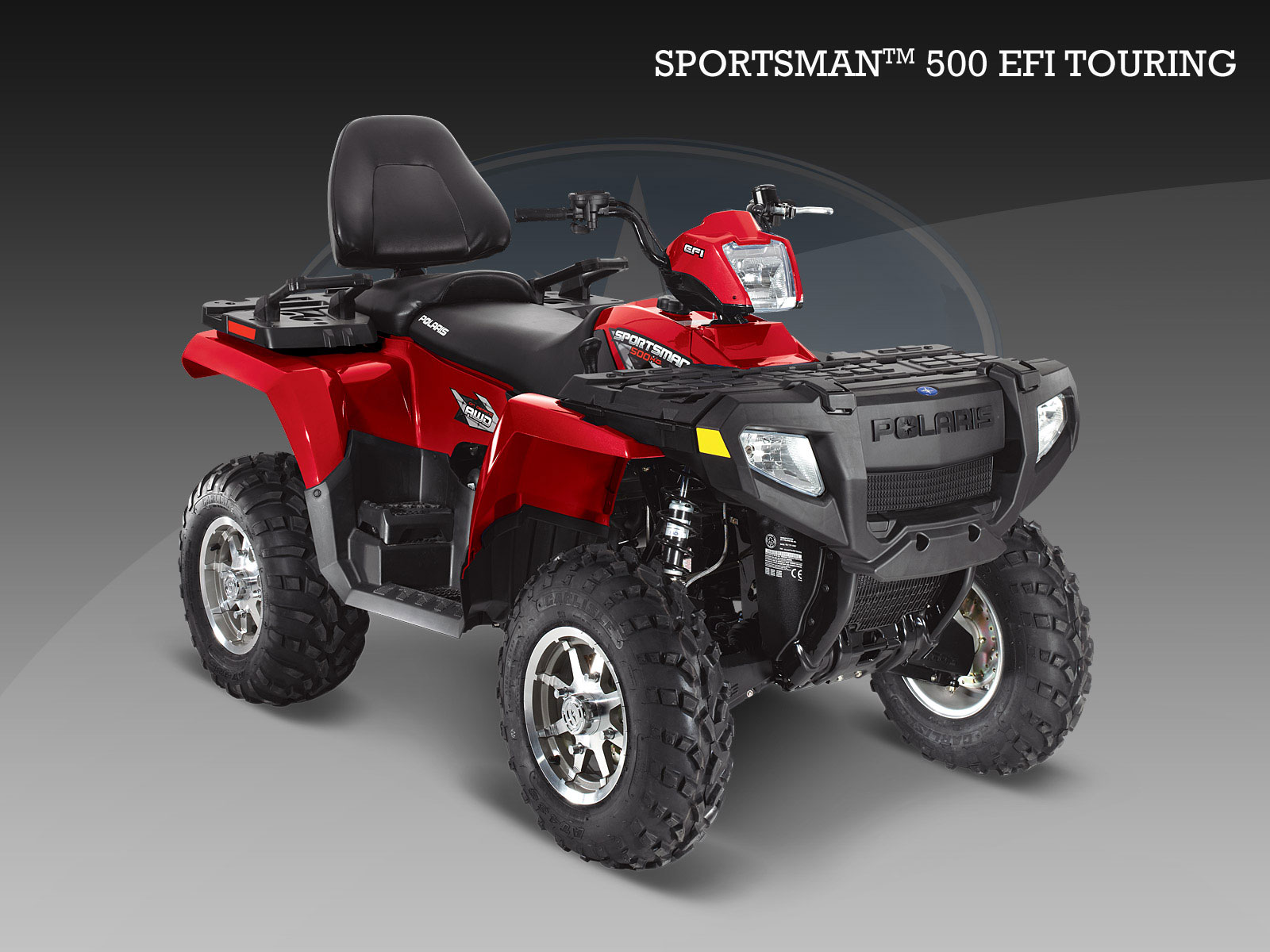 2009 polaris sportsman 500 efi touring. Black Bedroom Furniture Sets. Home Design Ideas