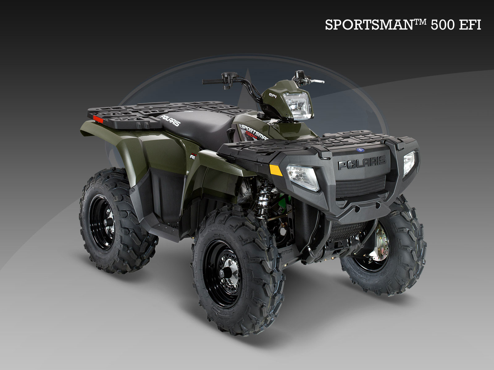 2009 polaris sportsman 500 efi. Black Bedroom Furniture Sets. Home Design Ideas