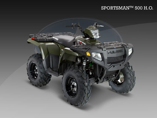 2009 Polaris Sportsman 500 H.O.
