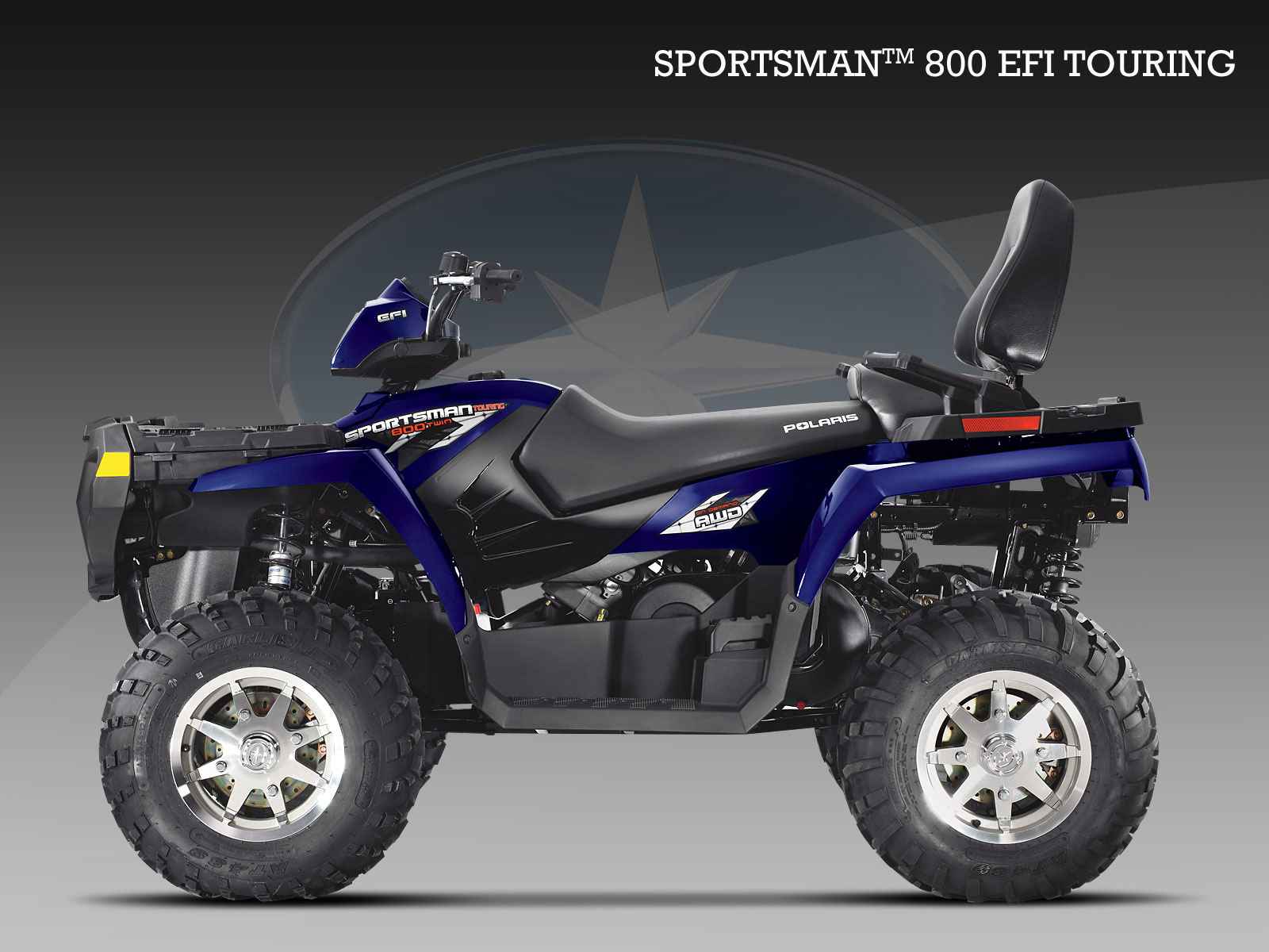2009 polaris sportsman 800 efi touring. Black Bedroom Furniture Sets. Home Design Ideas