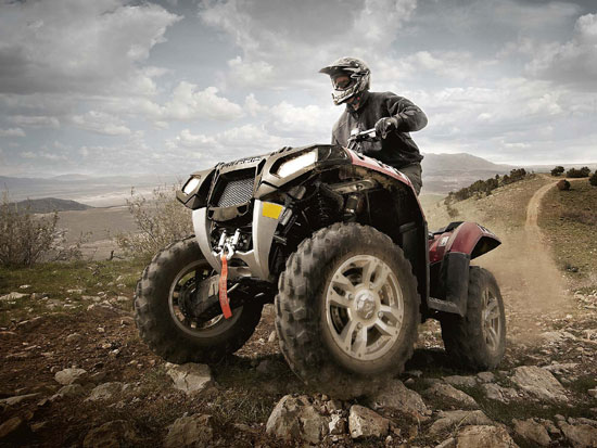2009 Polaris SportsmanXP 850 EFI