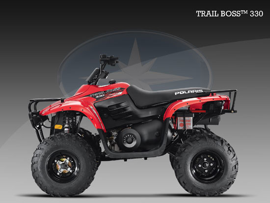 2009 Polaris Trail Boss 330