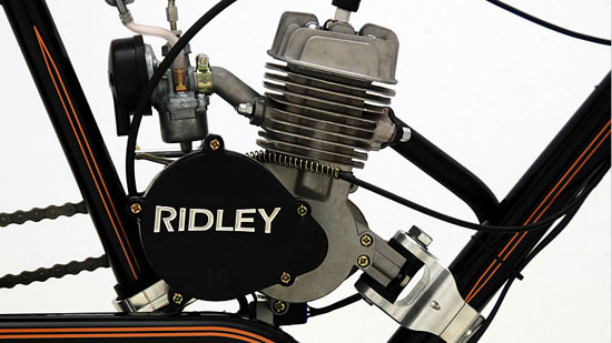 2009 Ridley Vintage 70cc Engine Model 49