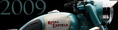 2009 Royal Enfield Motorcycle Models