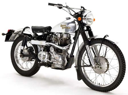 2009 Royal Enfield Scrambler/Trials Kit