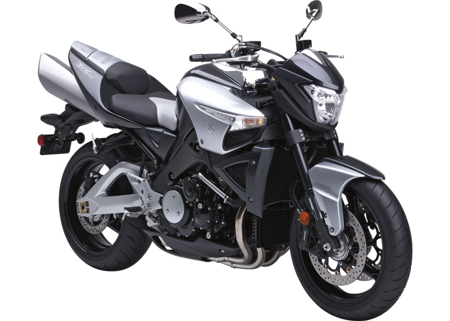 2009 Suzuki B-King Best Metallic Black