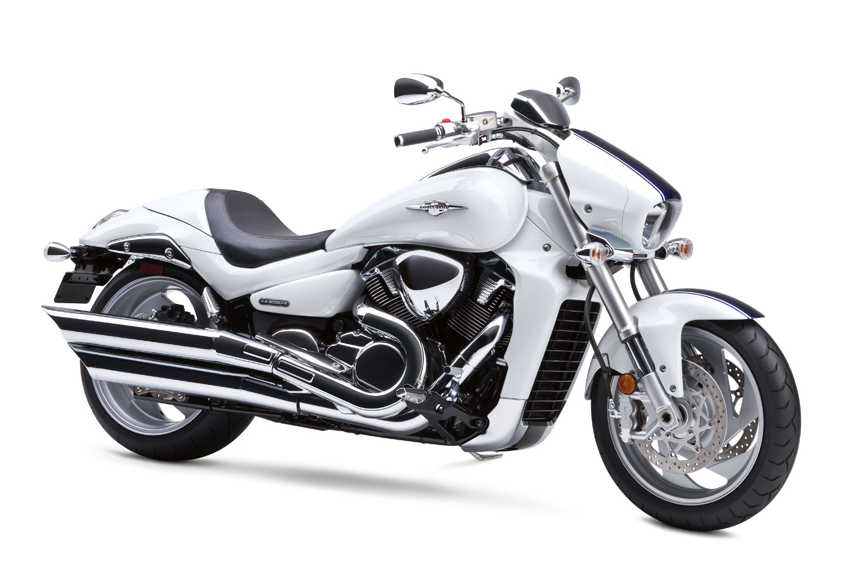 2009 Suzuki Boulevard M109R Limited Edition Wallpaper