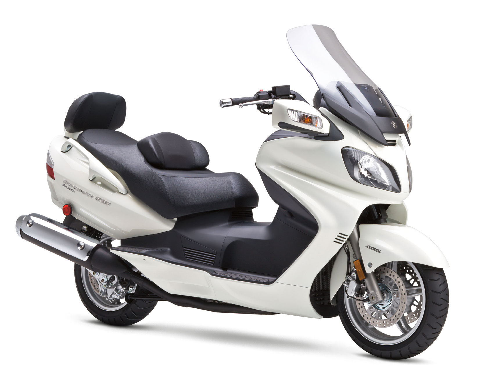 2009 Suzuki Burgman 650 Executive Sporty Scooter