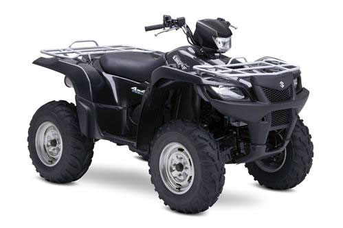 2009 Suzuki KingQuad 750AXi Power Steering Limited