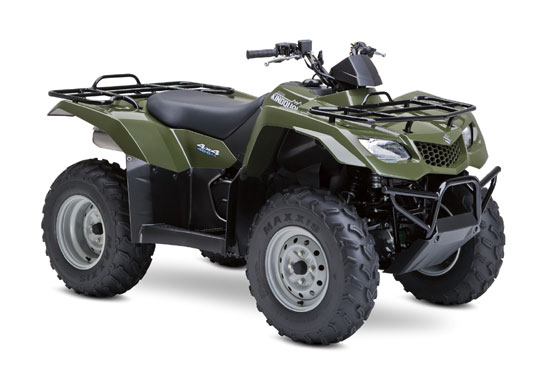 2009 Suzuki KingQuad 400 AS