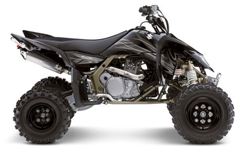 2009 Suzuki QuadRacer R450 (LT-R450Z) Limited Edition