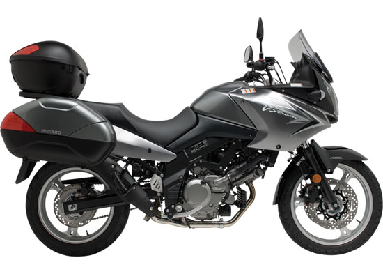 2009 Suzuki V-Strom 650 SEA ABS Touring