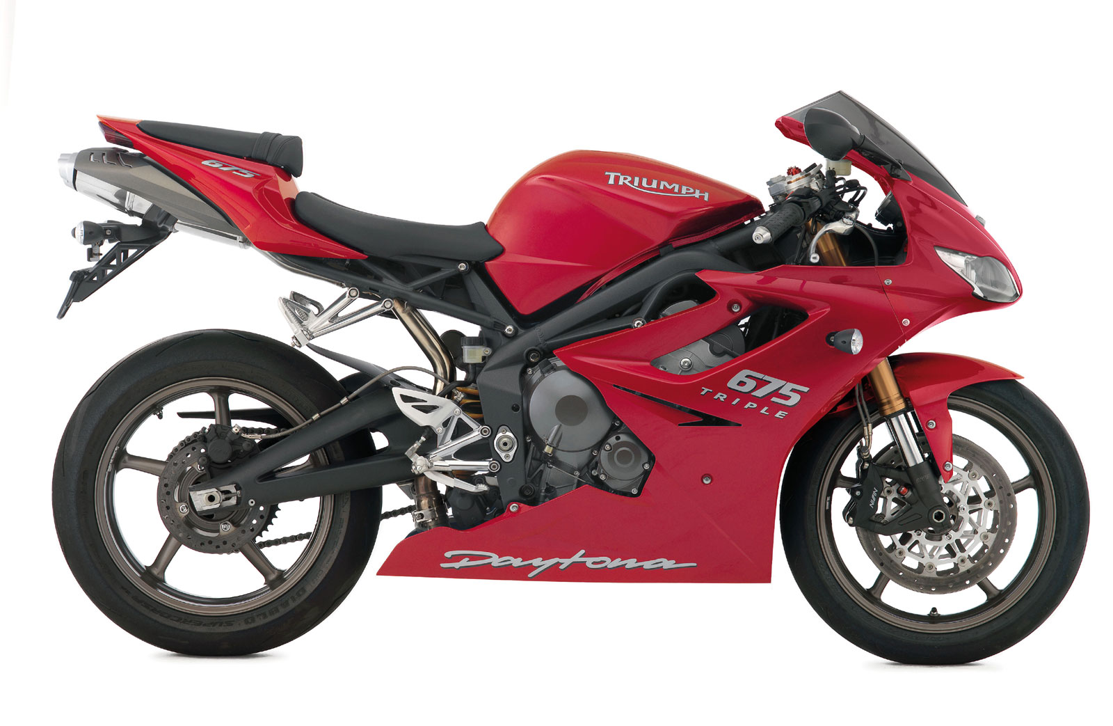 2009 Triumph Motorcycle Daytona 675 Photo Gallery