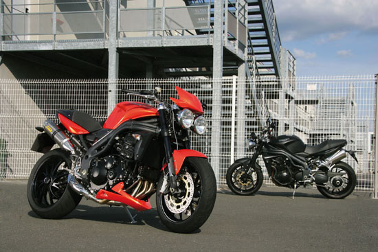 2009 Triumph Speed Triple