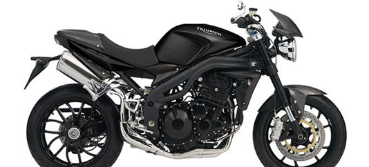 2009 Triumph Street Triple Carbon Edition